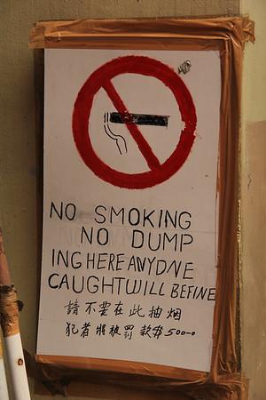 Singapore Says No